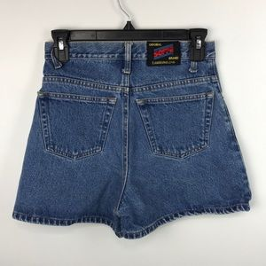 Soffe Vintage denim shorts high waisted